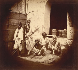 Unidentified ethnic group, Eastern Bengal. 50